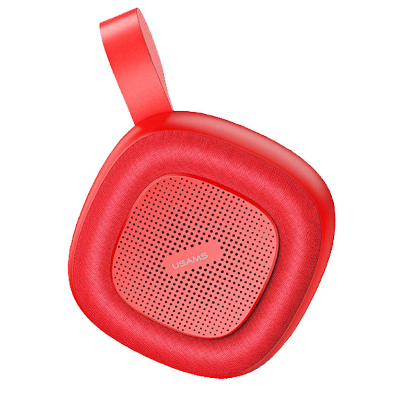 Портативная колонка Usams US-YX004 Mofa Series Red