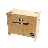 Пліометричний бокс для кросфіту Becker Box M, 5 в 1