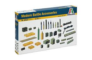 Современное военное снаряжение в масштабе 1/35. ITALERI 6423