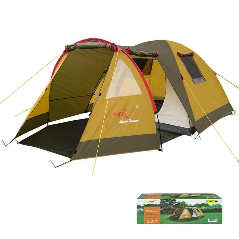 Палатка трехместная Mimir Х-1504