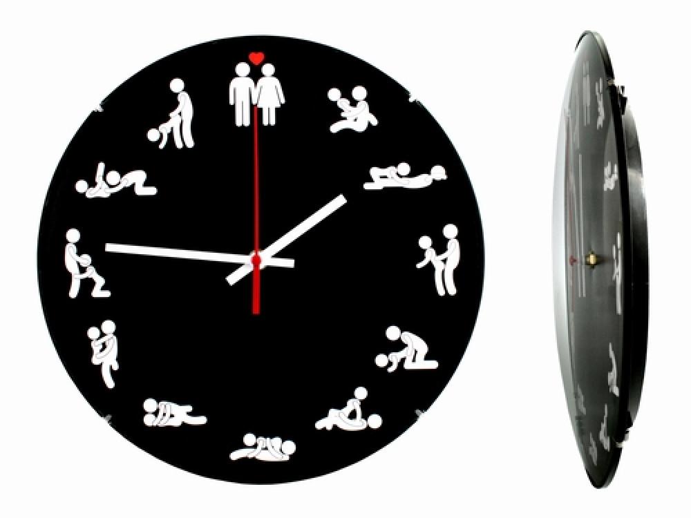 Часы настенные Камасутра 24 см