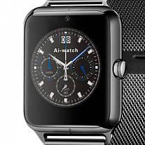 Розумні годинник, годинник Smart Z60 (GT08 PRO) Black, фото 3