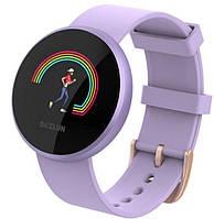 Умные женские часы, смарт часы Smart Skmei Women B36 фиолетовый