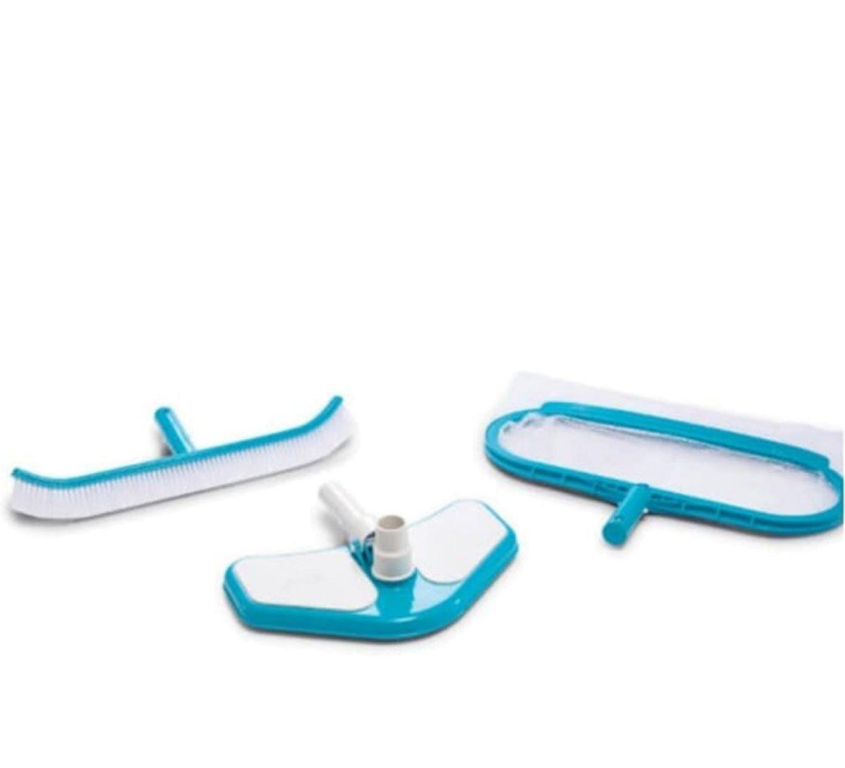 Набор насадок для комплекта очистки дна и стенок бассейна Intex 29057 диаметр 28 м