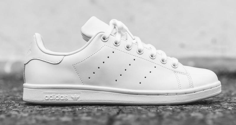 Adidas Stan Smith Triple White Белые мужские