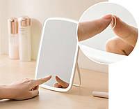 Зеркало для макияжа Xiaomi Jordan Judy Tri-color LED подсветкой (NV505)