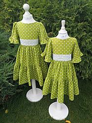 Детское нарядное платье, р. 104, 110, 116, 122