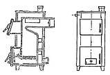 КОТВ-18 Твердопаливний котел, фото 7