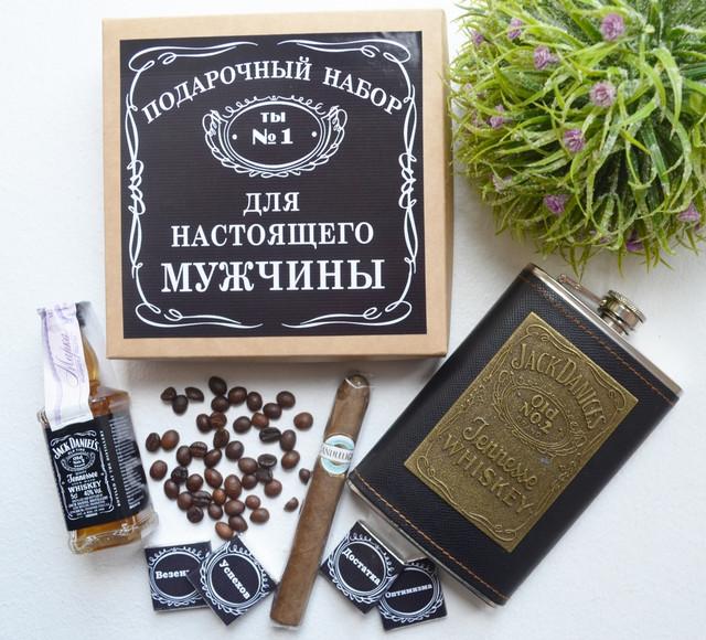 Подарочные наборы с алкоголем