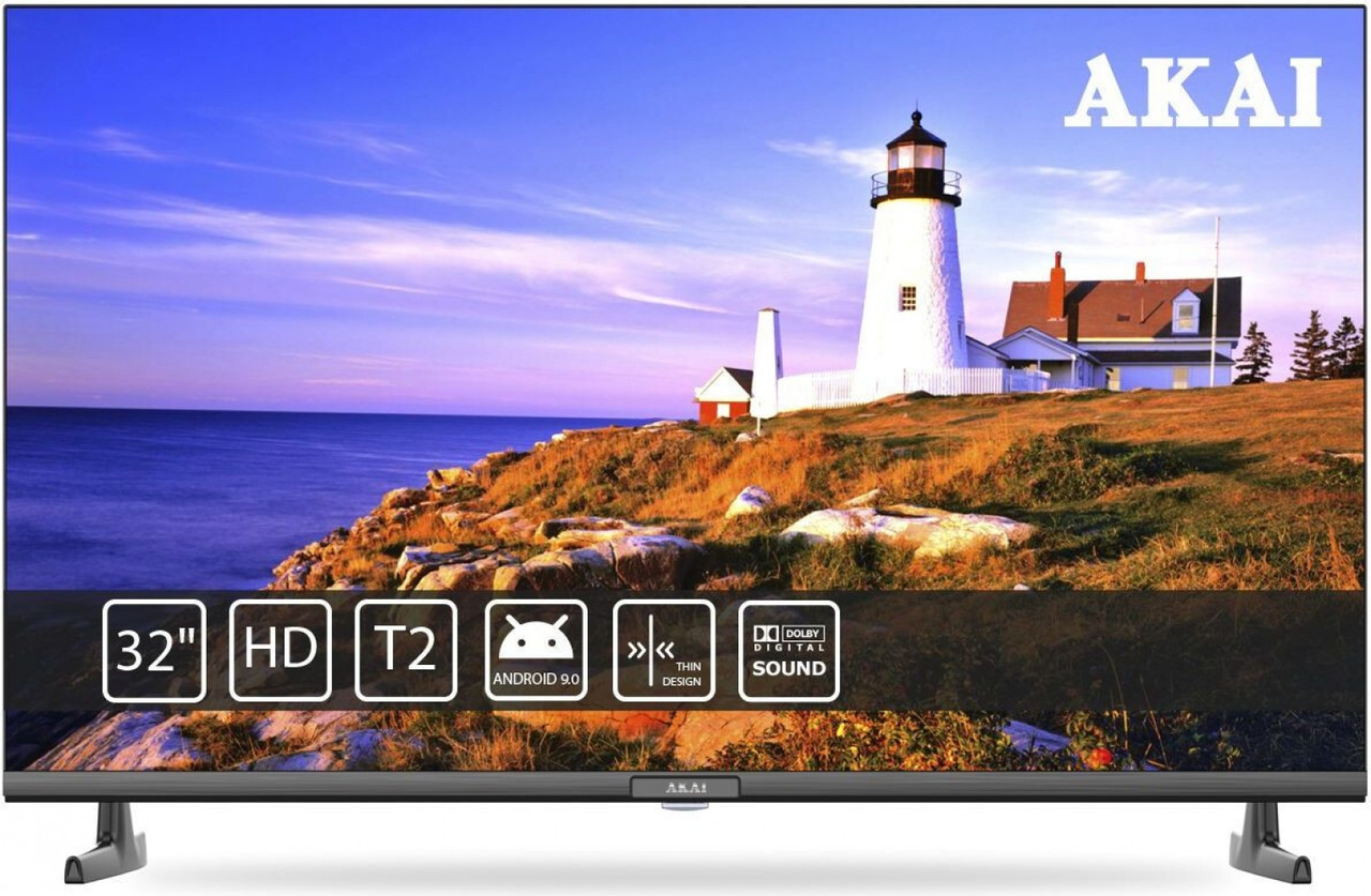 Телевізор AKAI UA32HD20T2S
