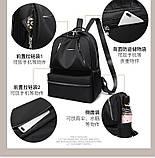Рюкзак девушка Нейлоновая ткань сделанный в Китай спортивный городской стильный только опт, фото 8