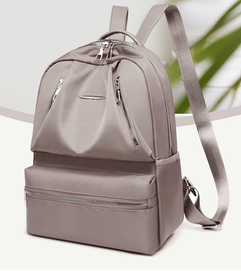 Рюкзак девушка Нейлоновая ткань сделанный в Китай спортивный городской стильный только опт