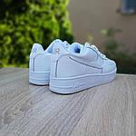 Мужские кроссовки Nike Air Force 1 ' 82 (белые) 10235, фото 9
