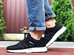Мужские кроссовки Adidas Neo (черно-белые) 9699, фото 2