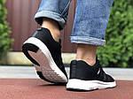 Мужские кроссовки Adidas Neo (черно-белые) 9699, фото 3