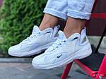 Женские кроссовки Nike Zoom 2K (белые) 9730, фото 2