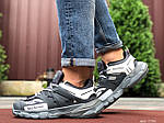 Мужские кроссовки Balenciaga Track (серые) 9731, фото 2