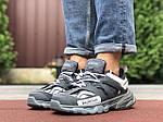 Мужские кроссовки Balenciaga Track (серые) 9731, фото 3