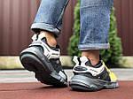 Мужские кроссовки Balenciaga Track (серые) 9731, фото 4