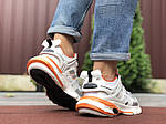 Мужские кроссовки Balenciaga Track (белые) 9734, фото 3