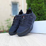 Мужские зимние кроссовки Columbia Fairbanks Low (черные) 3507, фото 2