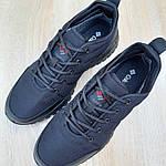 Мужские зимние кроссовки Columbia Fairbanks Low (черные) 3507, фото 7