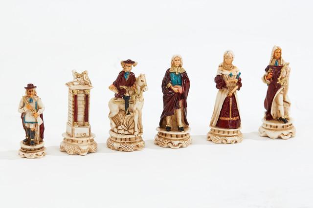 Подарочные итальянские шахматы