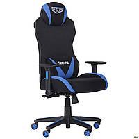 Кресло VR Racer Techno Soul черный/синий