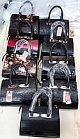 Женские каркасные сумки-саквояжи (9цветов)26*29см