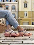 🔥 Кросівки жіночі спортивні повсякденні Jimmy Choo Pink (джиммі чу рожеві), фото 4
