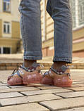 🔥 Кросівки жіночі спортивні повсякденні Jimmy Choo Pink (джиммі чу рожеві), фото 5