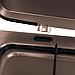 Газовая плита таганок LEXICAL LGS-2813-5 настольная на 3 конфорки D, фото 3