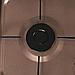 Газовая плита таганок LEXICAL LGS-2813-5 настольная на 3 конфорки D, фото 4