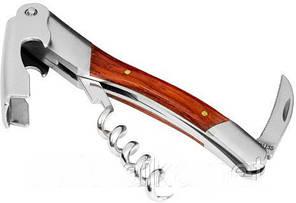 Нож нержавеющий двухступенчатый для официанта L 115 мм (шт)