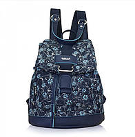 Стильный джинсовый рюкзак—сумка Dolly