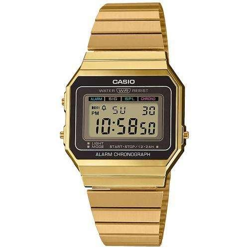 Часы Casio A700WEG-9AEF