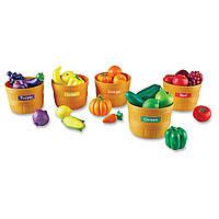 Набор для сортировки цветов Фермерский рынок от Learning Resources