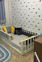 Детская деревянная кровать - под заказ
