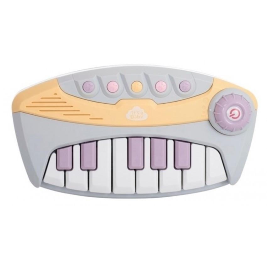Музыкальная игрушка Пианино со световыми эффектами Funmuch FM777-3