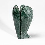 Статуэтка Ангел из зеленой яшмы, 498ФГЯ, фото 3