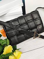 Женская брендовая сумка в стиле Bottega Veneta Ботега Венета