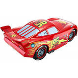 Disney машина молния макквин звук тачки cars flag finish lightning mcqueen, фото 3