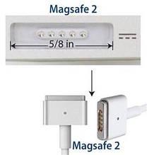 Кабель для блока питания ноутбука Apple 45W 60W 85W MagSafe 2 (T-type)