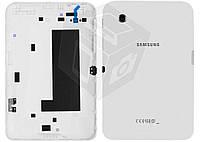 Задняя крышка для Samsung Galaxy Tab 2 P3110 (Wi-Fi), белый, оригинал