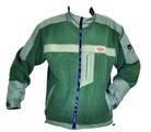 Куртка для рыбака теплая шерстяная на подкладке