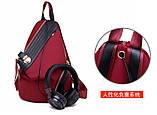 Рюкзак девушка 2020 Нейлоновая ткань сделанный в Китай спортивный городской стильный сумки  опт рюкзаки оптом, фото 4