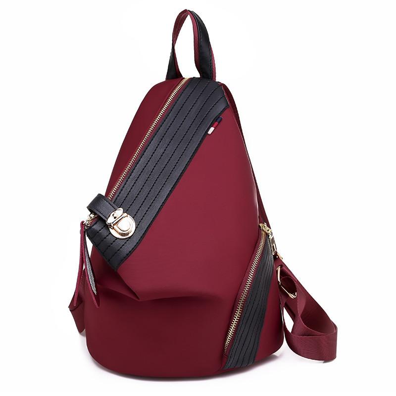 Рюкзак девушка 2020 Нейлоновая ткань сделанный в Китай спортивный городской стильный сумки  опт рюкзаки оптом