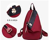 Рюкзак девушка 2020 Нейлоновая ткань сделанный в Китай спортивный городской стильный сумки  опт рюкзаки оптом, фото 3