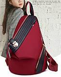 Рюкзак девушка 2020 Нейлоновая ткань сделанный в Китай спортивный городской стильный сумки  опт рюкзаки оптом, фото 2