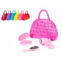 Сумочка детская с аксессуарами для волос, Орион, Детский игровой набор магазин,Игрушки новые